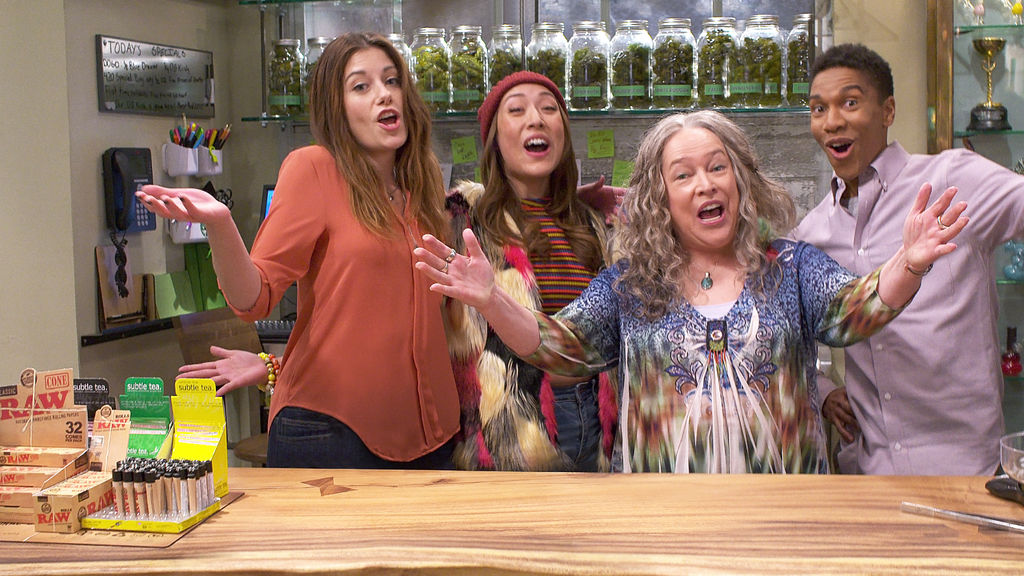 Image result for Disjointed Cast