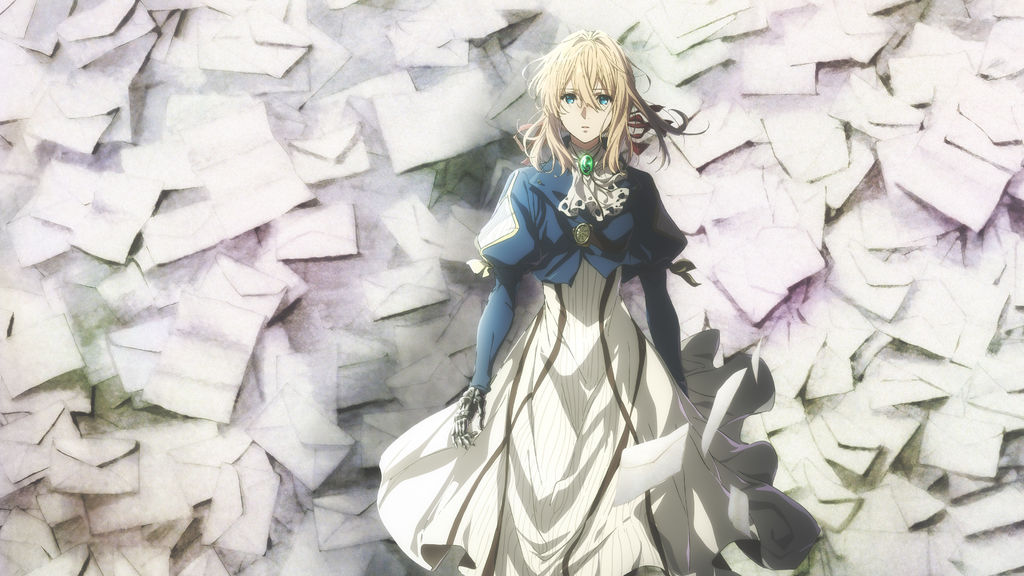 Violet evergarden netflix official site stopboris Image collections