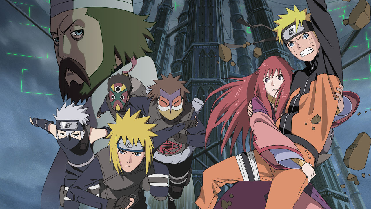 Film naruto shippuden movie 4 the lost tower sub indo my secret world