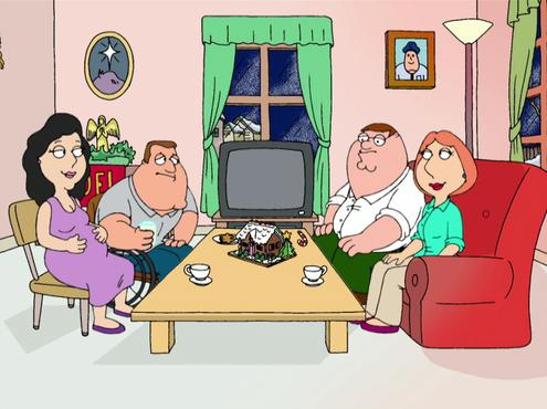 Family Guy Peter Teaches Meg About Dating