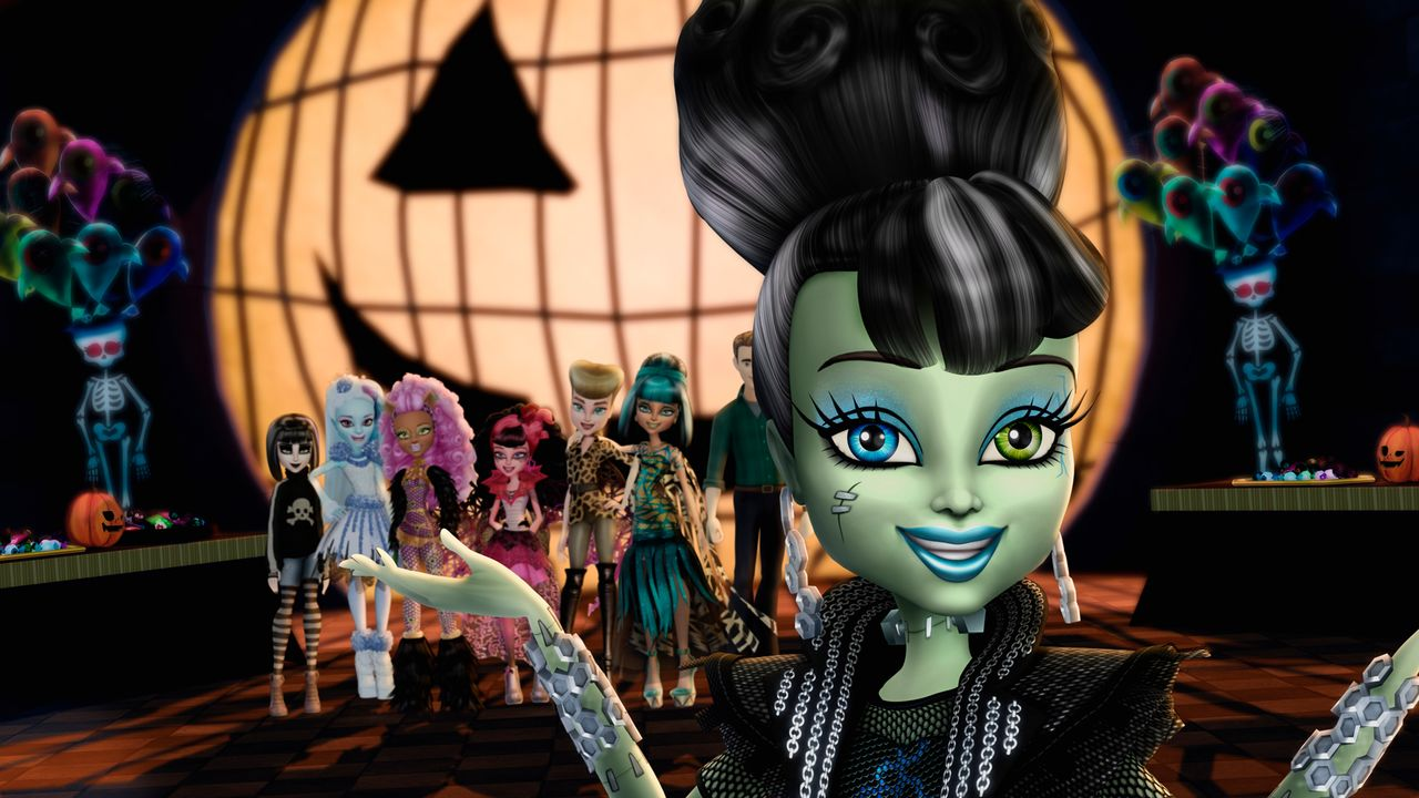 monster high why ghouls fall in love 123movies