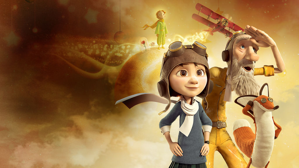 Image result for THE LITTLE PRINCE girl