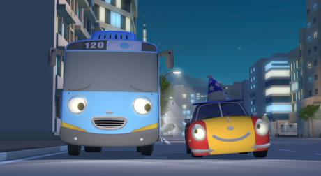 Tayo The Little Bus Netflix