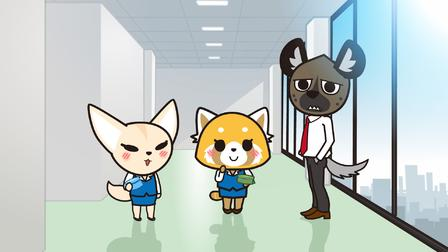 Image result for retsuko
