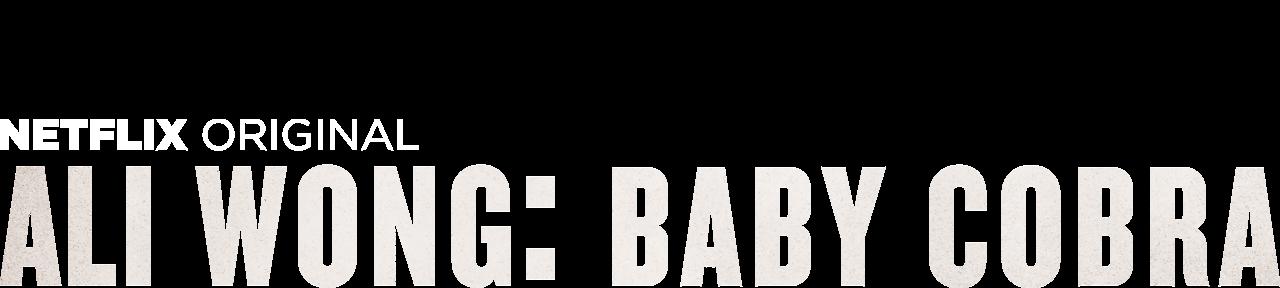 Ali Wong: Baby Cobra | Netflix Official Site